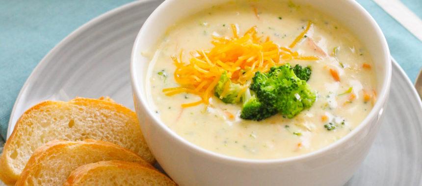 Panera Broccoli Cheese Soup Recipe