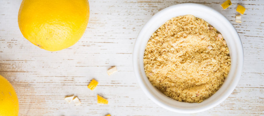 Lemon Powder Recipe
