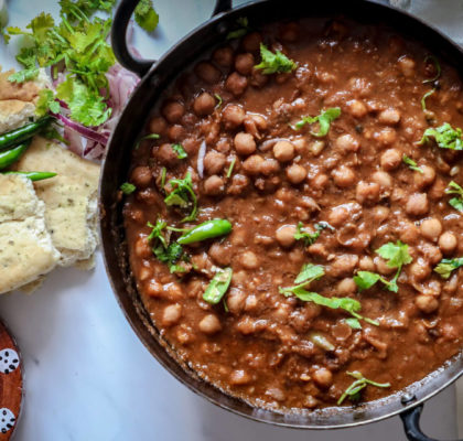 Pindi Chana Masala Recipe