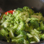 Broccoli Mutter