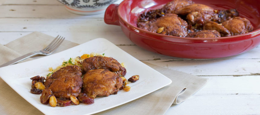 Cinnamon Chicken Recipe