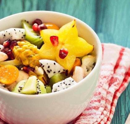 Chinese Fruit Salad Recipe