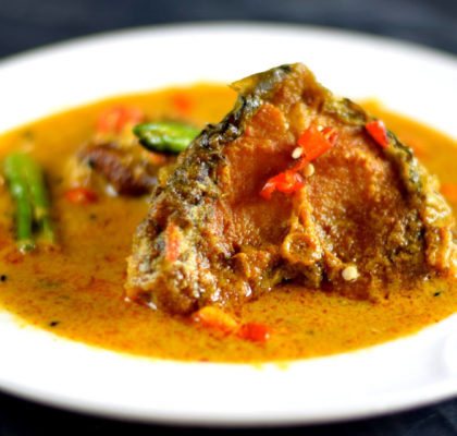 Macher Jhol Recipe