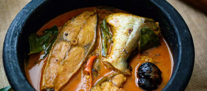 Meen Vevichathu Recipe