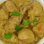 Chicken Shahjahani