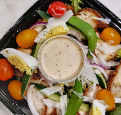 Parisian Chicken Salad Recipe