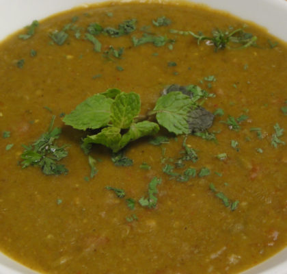 Vegetable Dhansak Recipe