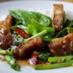 Pork Slices with Crunchy Vegetables